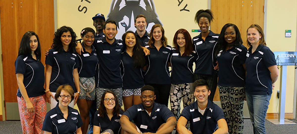 Orientation Team Staff photo
